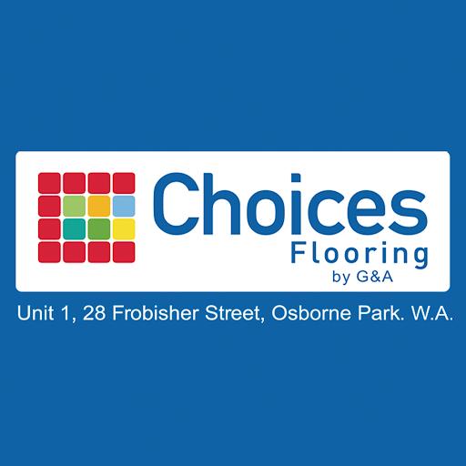 Choices flooring by G A