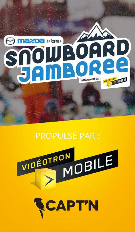 Snowboard Jamboree 2014 - screenshot