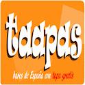 taapas.es (Spanish free tapas) logo