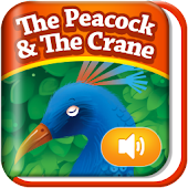 The Peacock and the Crane