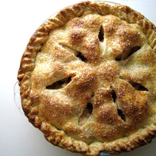 Antique Apple Pie (From October's Martha Stewart Living).
