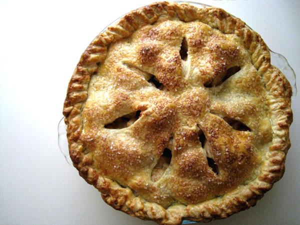 Antique Apple Pie (From October'S Martha Stewart Living) Recipe