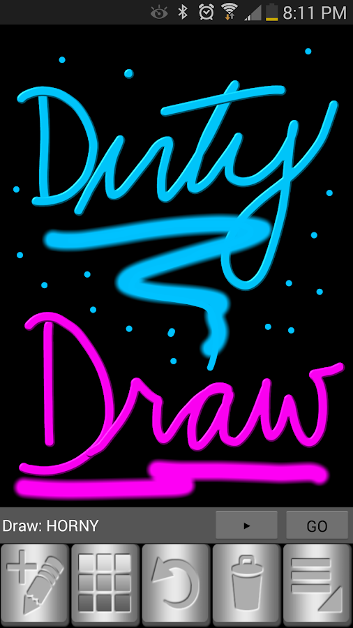 Dirty Draw - screenshot