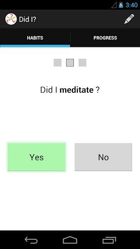Did I