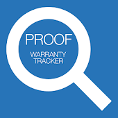 Proof Warranty Tracker