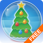 Xmas Tree for kids - free icon
