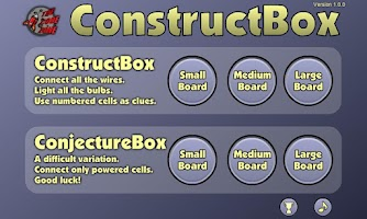 Screenshot of ConstructBox