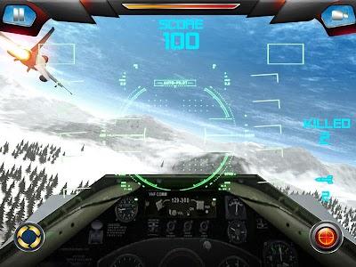 Air Supremacy Jet Fighter v2.23