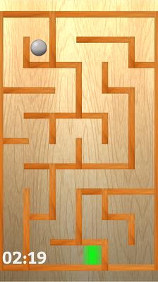 Ball & Maze Puzzle - screenshot