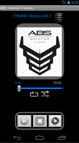 Screenshots for ABS Solution Fitness
