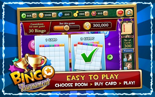 Bingo Tournament - screenshot thumbnail