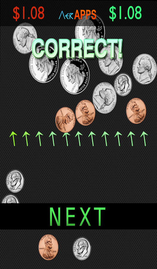 Count the Coins- screenshot