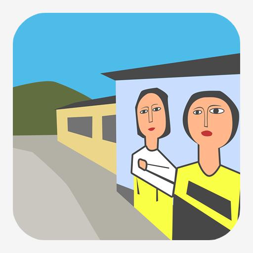 안좌도편(다도해섬 문화관광 앱전자책)-PICTkorea LOGO-APP點子