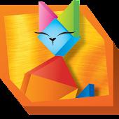 Kids Tangram Puzzles: Cats