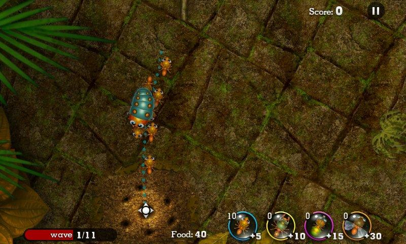 Anthill Lite- screenshot