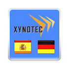 Spanish<->German Dictionary icon