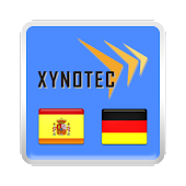 Spanish<->German Dictionary