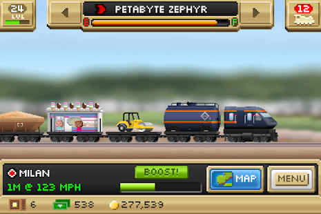 Pocket Trains Screenshot 3