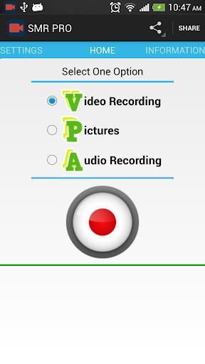 揭秘媒体录像机 - PRO