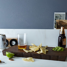 Single Dip Appetizer Board