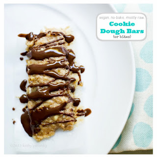 Blondie-Spice Raw Cookie Dough Bites