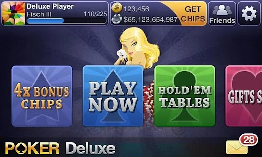 Texas HoldEm Poker Deluxe- screenshot thumbnail