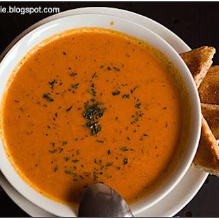 Soups On! Tomato Cream Soup