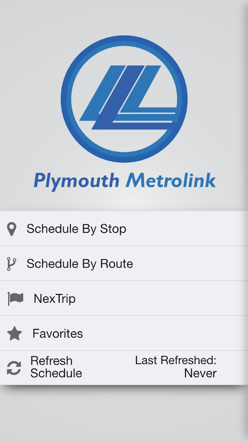 Plymouth Metrolink- screenshot