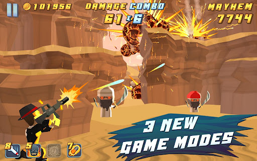 Major Mayhem 1.0.1 Android
