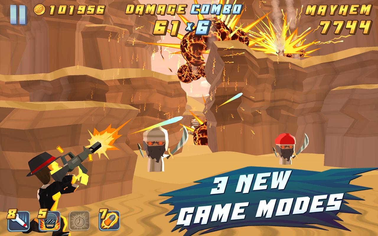 Major Mayhem screenshot #4