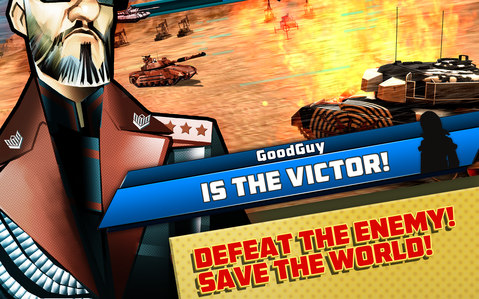 Boom! Tanks screenshot #17