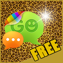 Theme Leopard for GO SMS Pro icon