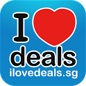 iLoveDeals.SG - Daily Deal App icon