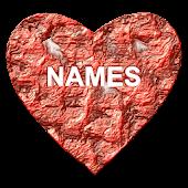 Love Test Names