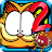 Garfield's Defense 2 logo