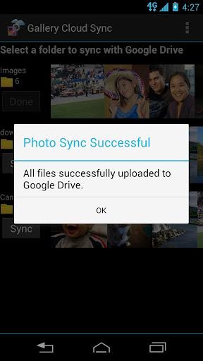 【免費媒體與影片App】Gallery Drive Sync-APP點子