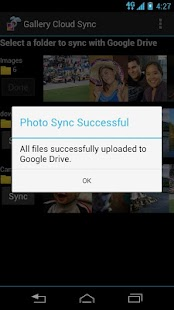 Gallery Drive Sync - screenshot thumbnail