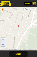 Screenshot of TaxiYoo