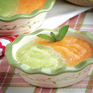 Chilled Melon Soup