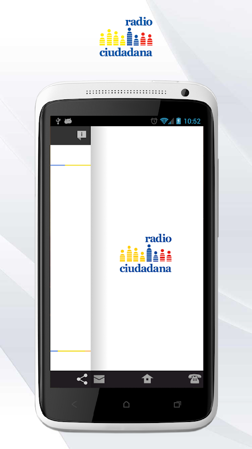 Radio Ciudadana- screenshot