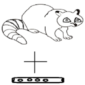 Easy Raccoon + Opossum Whistle