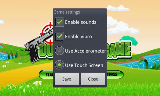 【免費動作App】Duck Fire Game-APP點子