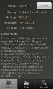 BibOlKa - Bibliaolvasó kalauz- screenshot thumbnail