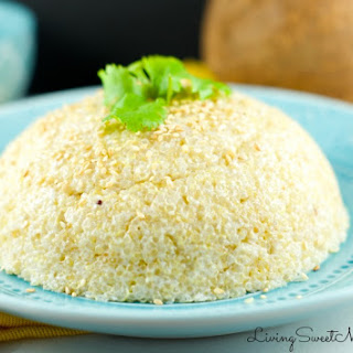 Quinoa Coconut Sticky Rice