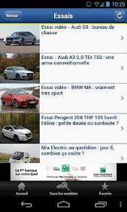 Caradisiac Auto - screenshot thumbnail