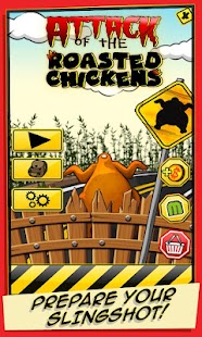 Attack of the Roasted Chickens- screenshot thumbnail
