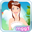 Countryside Bride Dress Up icon