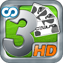 3 Cards HD logo