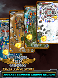 Wings of Glory:Final Encounter - screenshot thumbnail