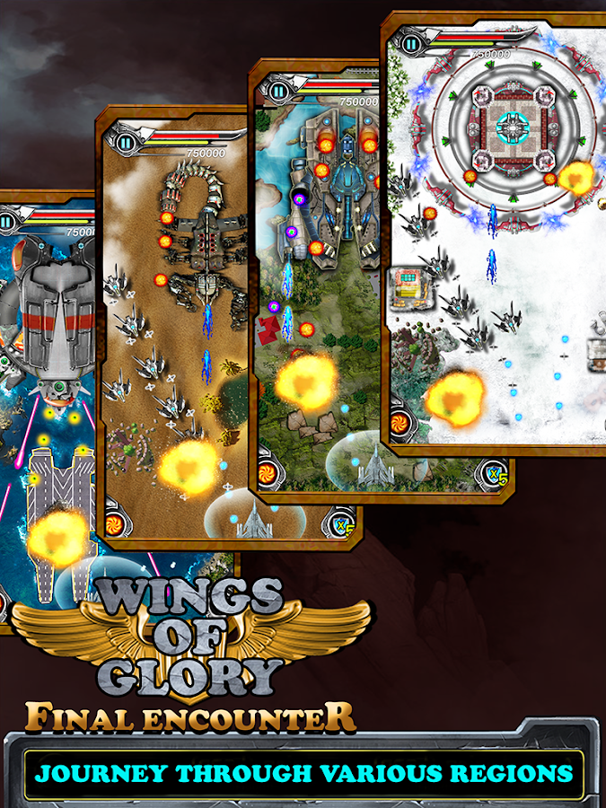 Wings of Glory:Final Encounter - screenshot